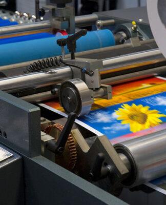 Najpopularniejsze techniki druku wielkoformatowego