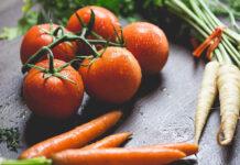 Plastikowe skrzynki na warzywa