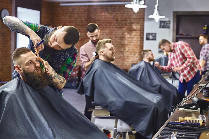 pędzle fryzjerskie